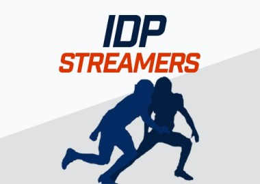 IDP Streamers IDP Streamers Week 13