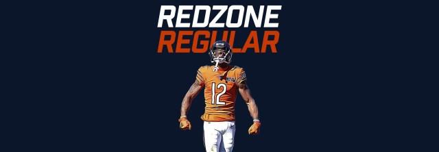 Redzon Receptions - Allen Robinson