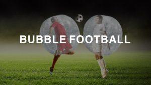 BUBBLE football amman