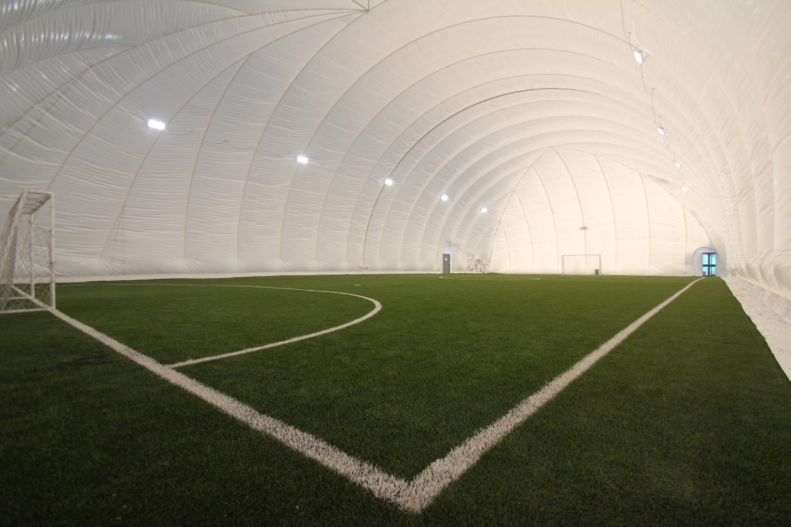indoor football field amman