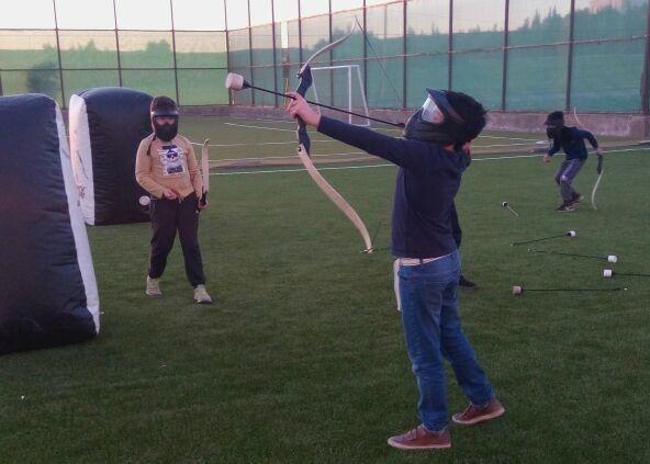 6 yard Amman's premier football facilities