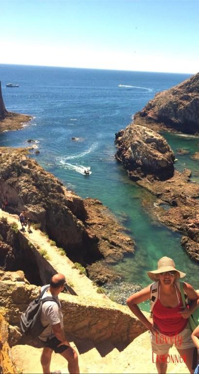 berlengas reserva mundial da biosfera portugal