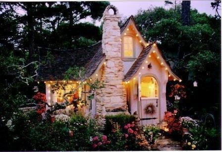 eu quero uma casa no campo. (1/2)