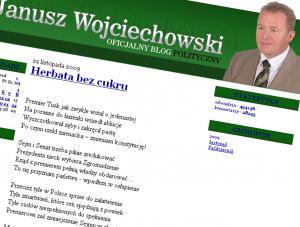 Blog Janusza Wojciechowskiego