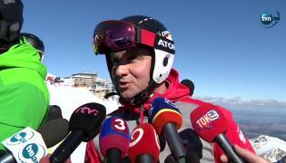 Znalezione obrazy dla zapytania Szus narciarza