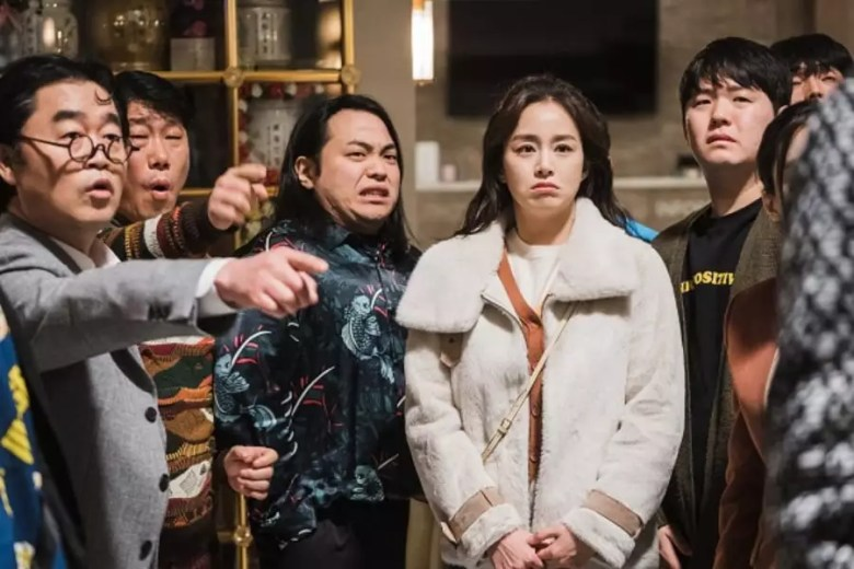 """""""Hi Bye, Mama!"""" Shares First Preview Of Kim Tae Hee's Fellow Ghosts In The Drama"""