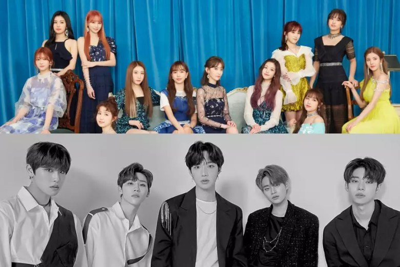 IZ*ONE And AB6IX Announced For 3rd Lineup Of KCON 2019 NY