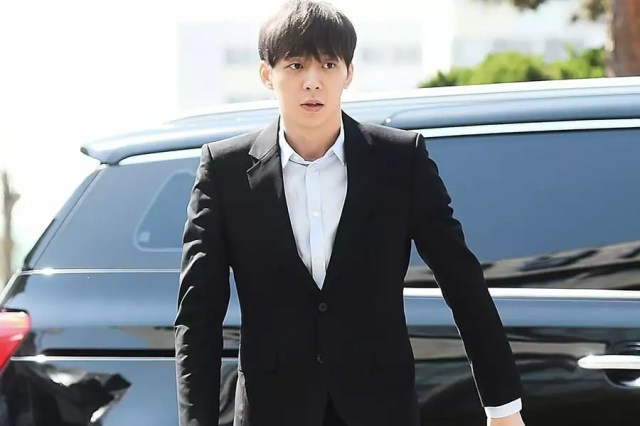 Park Yoochun Placed Under Arrest