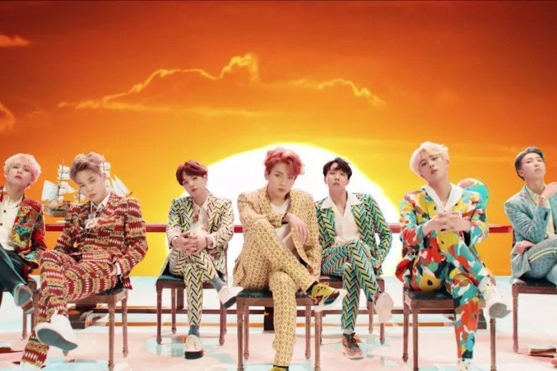 "BTS's ""IDOL"" Becomes Their 5th MV To Hit 500 Million Views"