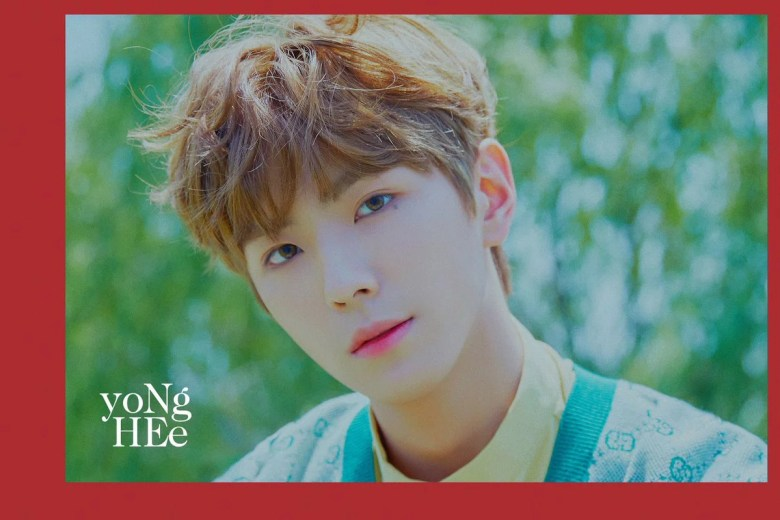 Update: New C9 Entertainment Boy Group CIX Gears Up For Debut With Yonghee's Teaser Photos