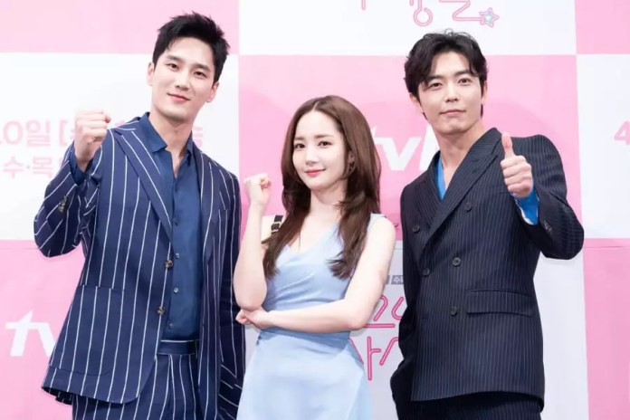 "Exclusive: ""Her Private Life"" Cast Talks About Personal Fangirl ..."