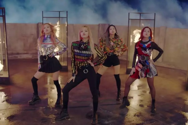 """Playing With Fire"" Becomes BLACKPINK's 5th MV To Reach 400 Million Views"