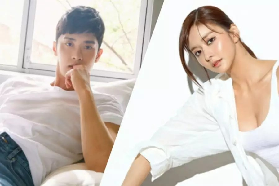 Sung Hoon And Han Bo Reum Confirmed To Star As Leads In New Dramax And MBN Drama