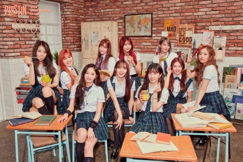 Breaking: PRISTIN Officially Disbands After 2 Years