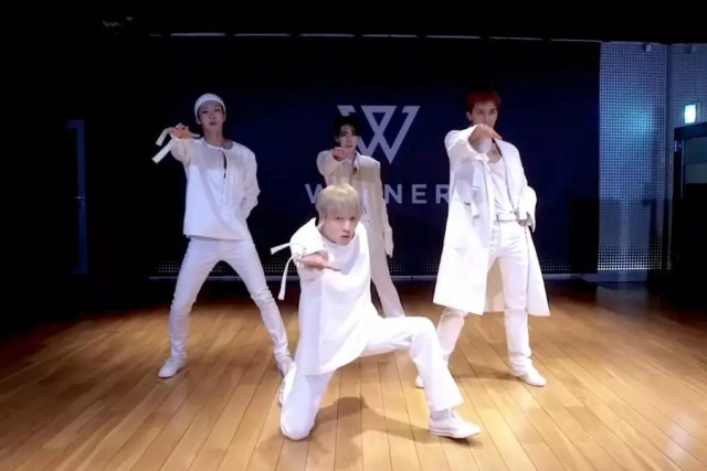 """Watch: WINNER Reveals Captivating Choreo For """"SOSO"""" In New Dance Video"""