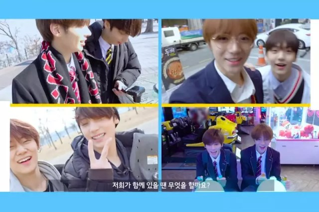 """Watch: TXT Gives A Fun Look At Their Daily Lives In Teaser For """"TALK X TODAY"""""""