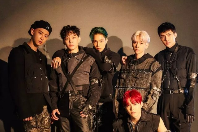 """EXO Dominates iTunes Charts All Over The World With """"Obsession"""""""