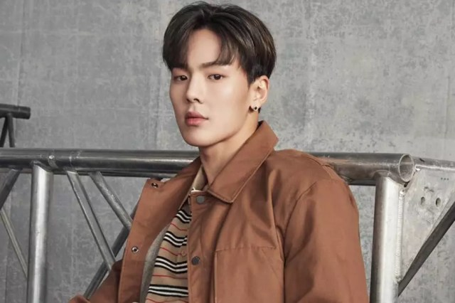 MONSTA X's Agency Reassures Fans After Shownu Falls On Stage