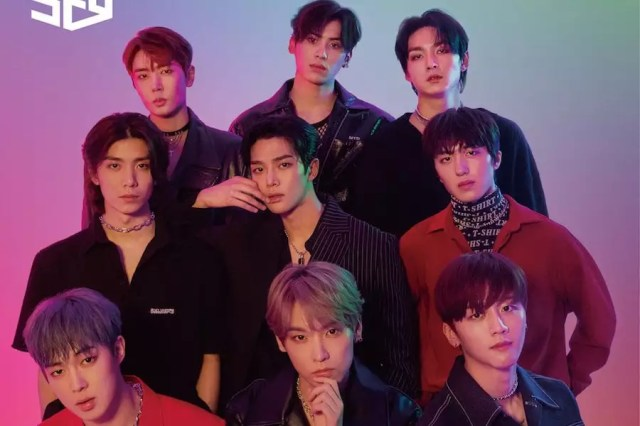"""SF9 Takes No. 2 On Oricon's Daily Album Chart With """"Illuminate"""""""