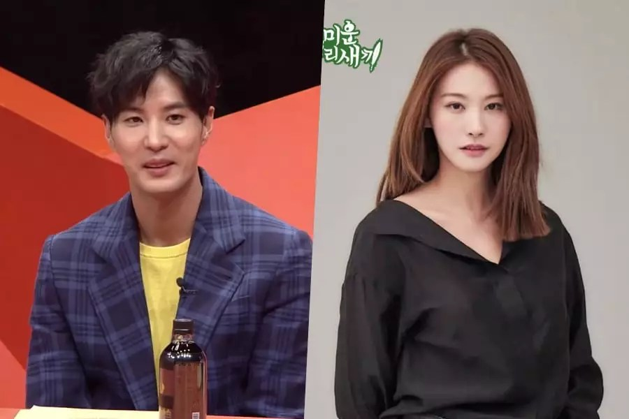 Kim Ji Suk Talks About How His Friendship With Yoo In Young Made His Ex-Girlfriends Jealous