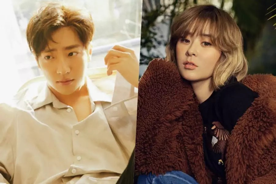 Lee Sang Yeob Confirmed To Join Choi Kang Hee In Upcoming Action Comedy Drama