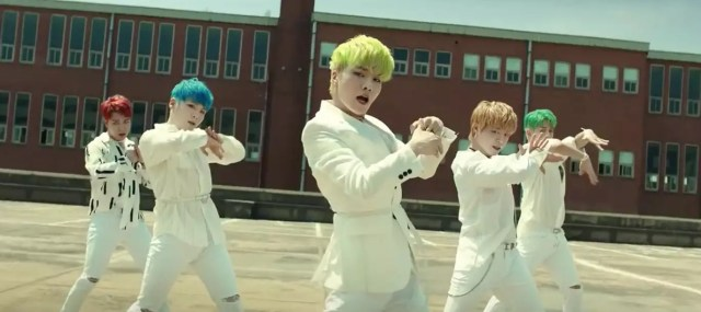 """Watch: BIGFLO Says Everything Is """"Upside Down"""" In Comeback MV"""