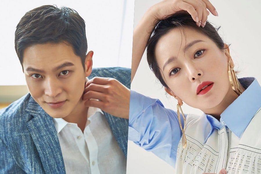 Joo Won And Kim Hee Sun Confirmed As Leads For Upcoming Sci-Fi Drama