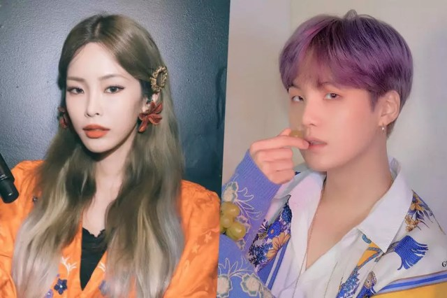 Heize Talks About Working With BTS's Suga And Taking 1st Place On A Music Show