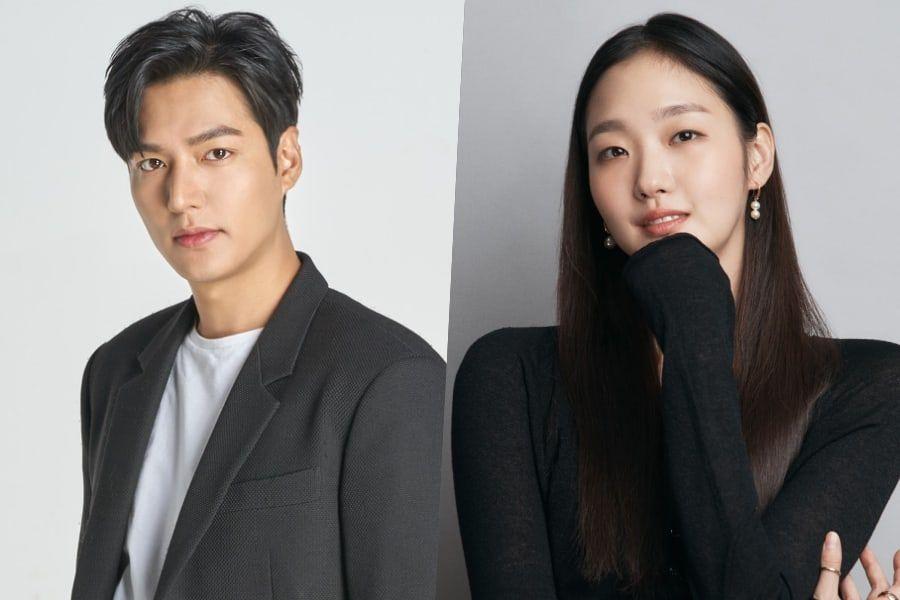 Lee Min Ho And Kim Go Eun's Upcoming Fantasy Drama Begins Filming