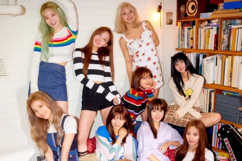 "TWICE Shoots To Top Of Many Major Realtime Charts With ""Fancy�"