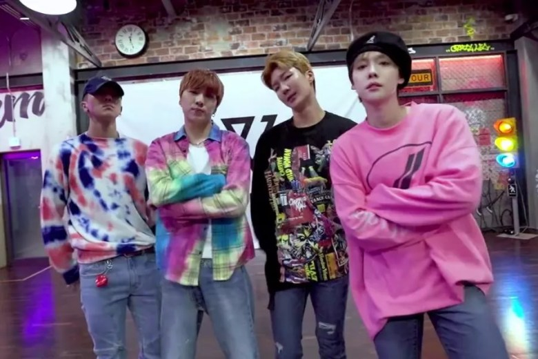 """Watch: WINNER Reveals Full Choreography Of """"Ah Yeah"""" For The First Time In Performance Video"""