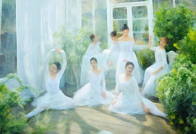 Update: Oh My Girl Reveals Beautiful Portrait Teasers For May Comeback