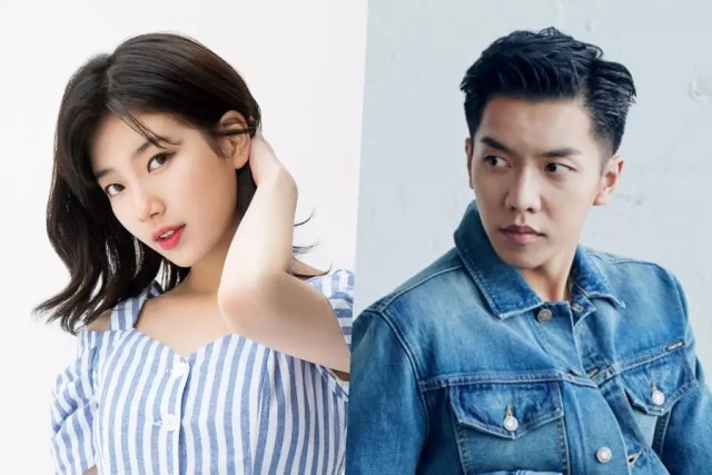 Image result for Lee Seung Gi and Bae Suzy
