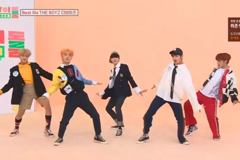 """Watch: The Boyz Cover BTS's """"Boy With Luv,"""" Show Off Personal Talents, And More On """"Idol Room"""""""