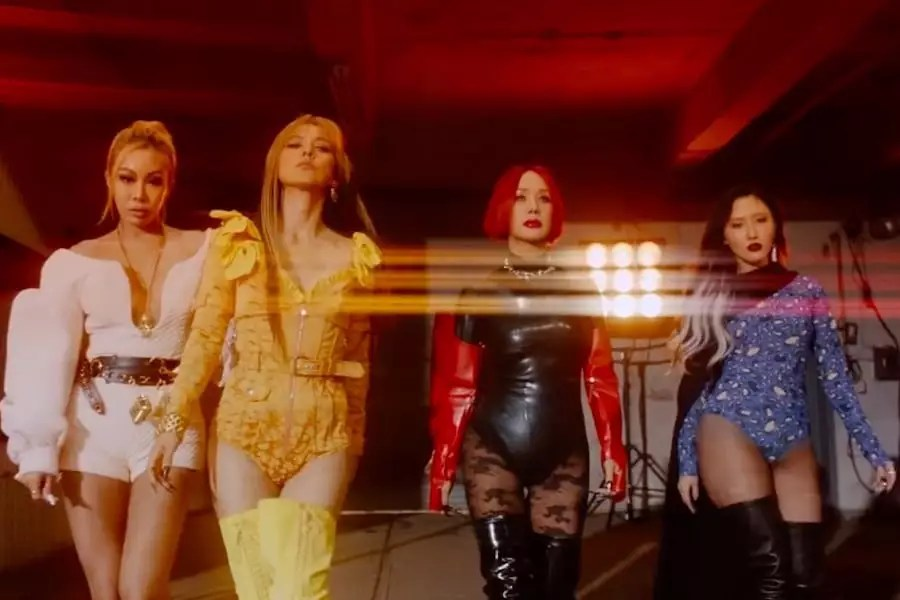 """Watch: """"Don't Touch Me"""" in the MV teaser for the Refund Sisters chart-topping hit - Granthshala News"""