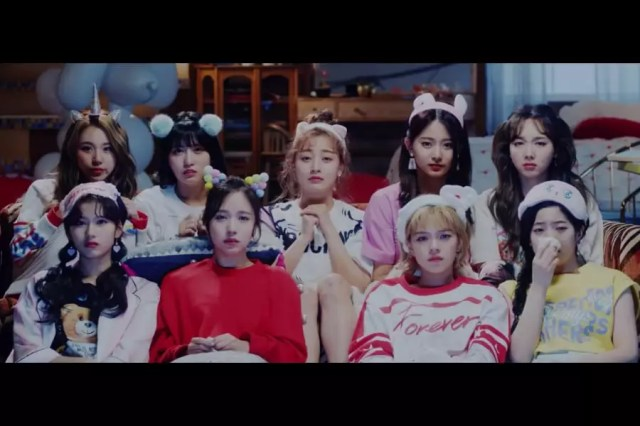 "TWICE's ""What Is Love?"" Becomes Their 4th MV To Reach 350 Million Views"