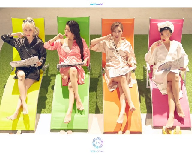 Update: MAMAMOO Shares First Concept Photo For Comeback