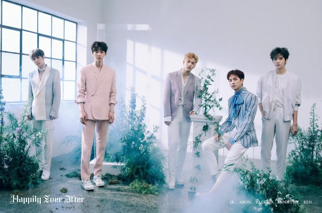 Update: NU'EST Releases More Of Story Ahead Of Next Week's Comeback