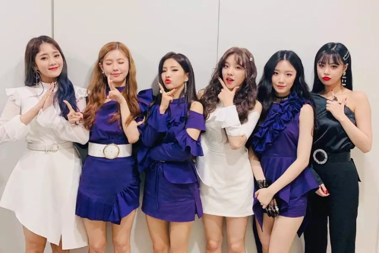 (G)I-DLE Unveils Official Colors