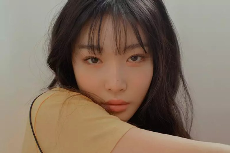 Chungha Unveils Design For Beautiful Official Light Stick