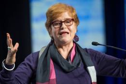 My college professor and Holocaust historian, Deborah Lipstadt