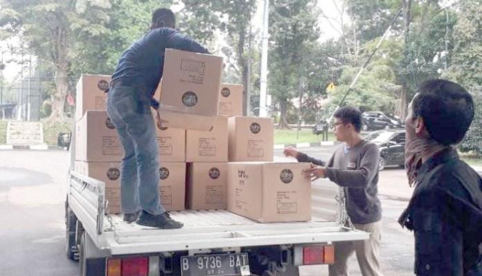 APD Tenaga Medis di Gorontalo Siap Didistribusi
