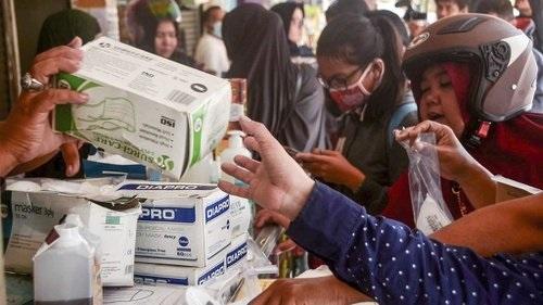 Deprov Gorontalo Minta Polda Tertibkan Penjual Masker Dengan Harga Tinggi