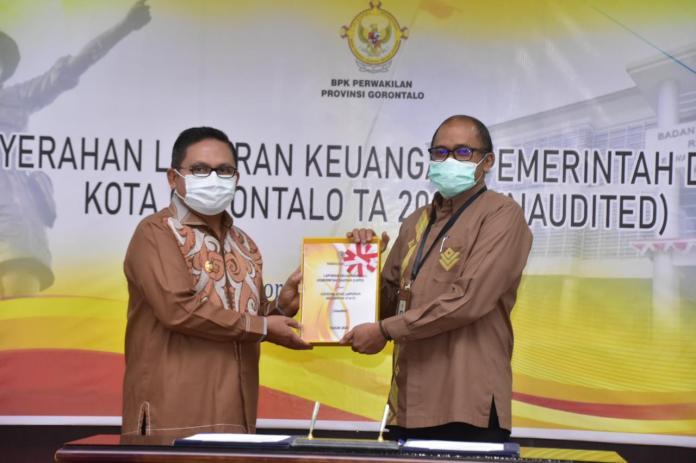 Pemerintah Kota Gorontalo terus Bangun Zona Bebas Korupsi