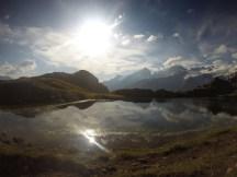 Lac Lérié au matin