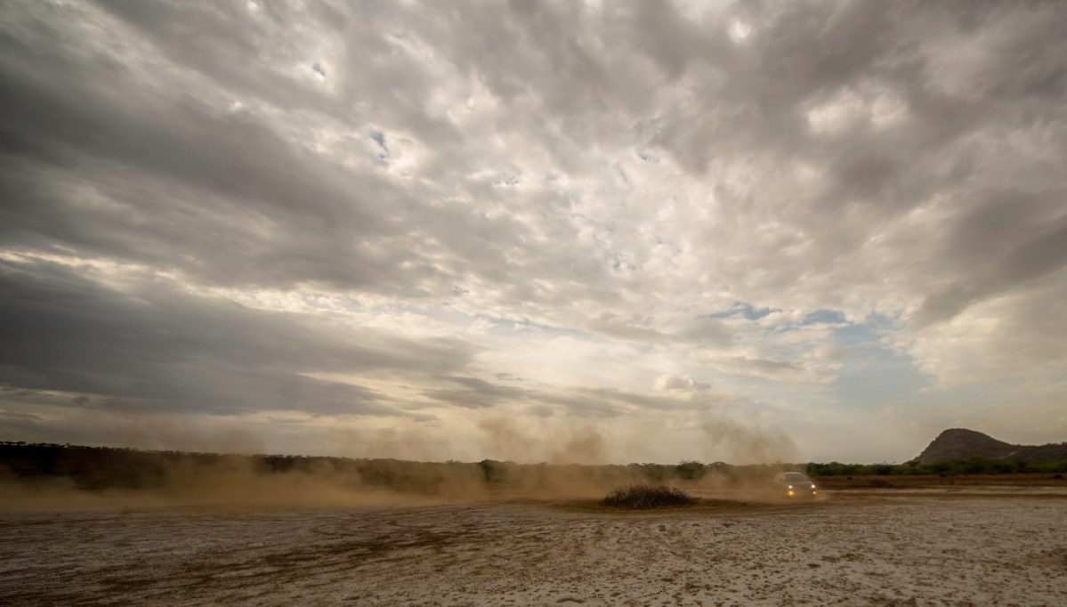Kenya: roadtrip Lake Bogoria