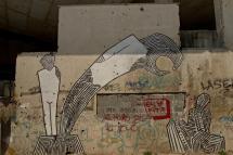 Street art in Mostar: