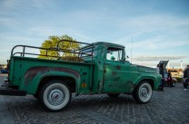 Ford F 100 Pickup, 1957, the mother of all pickups.