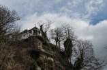 Hotel on top of Schlossberg in Freiburg