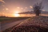 Sunset in Brandenburg